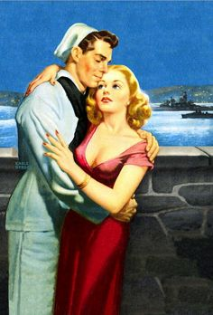 Illustration by Earle Bergey