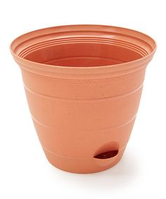 Another great find on #zulily! Clay Self-Watering Planter #zulilyfinds