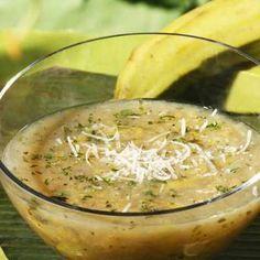 Plantain Soup (Sopa de Platanos)