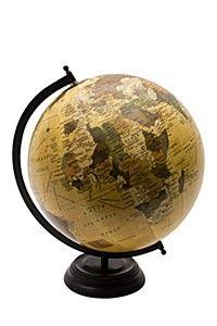 Decorative Globe, Mr Price Home, R600.