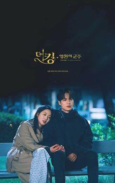 《The King-永遠的君主》 Kim Go Eun, Lee Min Ho, Kdrama, Korean, King, Movie Posters, Fictional Characters, Iphone, Wallpaper