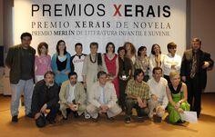 Gañadores, xurados e organizadores dos Premios Xerais 2005