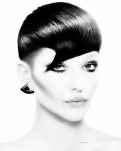 Akin Konizi British Hairdresser of the Year nominee collection