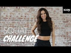 Tone your legs and bum with our five minute squat workout with Danielle Peazer. These exercises will tighten and lift your lower half, but they'll also stren...