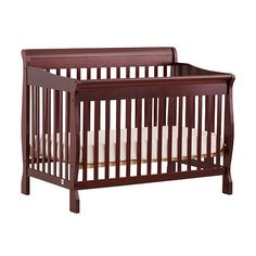 """Stork Craft Modena Fixed Side Convertible Crib - Oak - Storkcraft - Babies """"R"""" Us Discount Baby Items, Huggies, 4 In 1 Crib, Purple Couch, Solid Wood Dresser, Walmart, Sr1, Convertible Crib, Babies R Us"""
