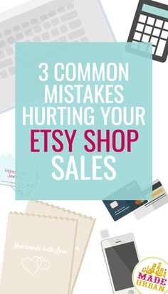 If you're not getting as many sales on Etsy as you like, ask these 3 questions for your handmade business