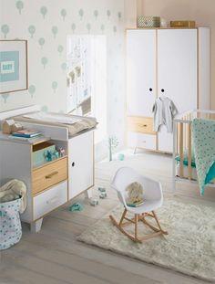 commode #bébé #chambre #déco #mobilier - Collection Printemps-été ...