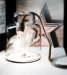 Baladeuse + Grand Pot en verre