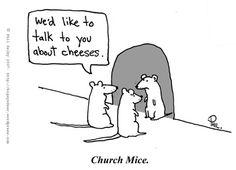 So cute! Despite my distaste for mice...