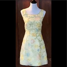Shop Women's Ann Taylor size 8 Midi at a discounted price at Poshmark. Description: This dress is a stunning shade of pale yellow. It truly does have the vintage feel to it! It would be the most perfect Easter dress, but you could wear year round. Excellent used condition. Zip up back.. Sold by lledford44. Fast delivery, full service customer support.