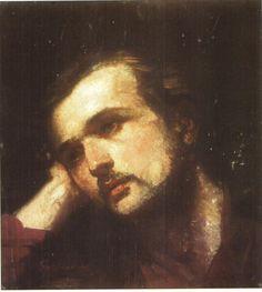 Self-Portrait by Theodor Aman