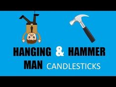 Learn forex - Hammer and Hanging man candlesticks