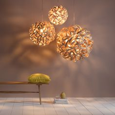 No.1 Pendant Giant XL | Tom Raffield