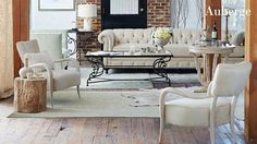 Scout & Nimble - Shop rooms designed by top designers and purchase home decor products for your home. Living Room, Bernhardt, Furniture, Bernhardt Furniture, Interior Design, Room, Auberge, Dining Table, Outdoor Furniture Sets