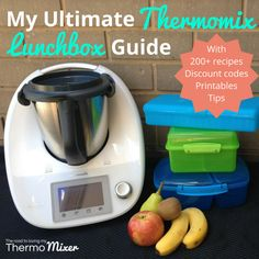 My Ultimate Thermomix Lunchbox Guide
