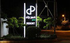 City Park Alipur