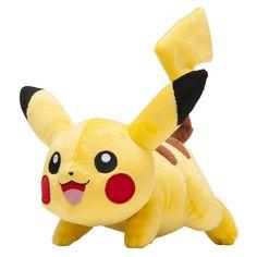Amazon.com: Pokemon Center Plush Doll Pikachu: Toys & Games