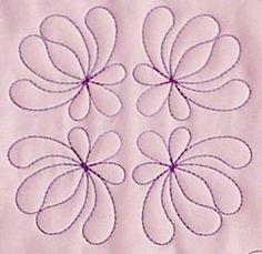 Free Machine Quilting Patterns | quilting designs by embroidery machine design set one quilting machine ...