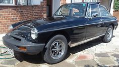 Mgb Gt (1974) 1.8 Overdrive (no Reserve) - http://classiccarsunder1000.com/archives/879