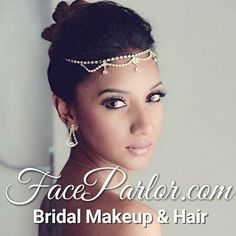 Faceparlor.com the best #bridal #mua #Makeupartist #indian #bridalmakeup Info