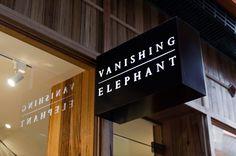 Vanishing Elephant, Melbourne