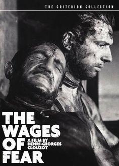 Le salaire de la peur (1953) - Henri-Georges Clouzot.  Vite vendute.  The Wages of Fear. (France, Italy)