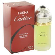 PASHA DE CARTIER by Cartier Eau De Toilette Spray 1.6 oz