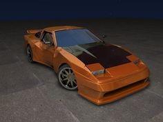 Nissan 300zx Turbo, Car, Automobile, Autos, Cars
