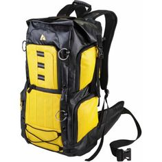 Ozark Trail Gustabus 32L Backpack, Yellow