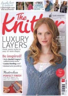 Журналы по вязанию и рукоделию: The Knitter №74 2014