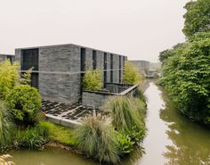 Private Residence in China. Architects: David Chipperfield Architecture