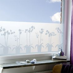 Transparent window film - need a film for the fireplace window.. not sure it would help with the glare though??