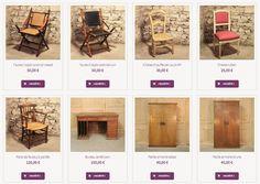 Chaises fauteuils armoires... Les nouveaux objets sont en ligne ! À chiner d'urgence ! #unoiseaurare #brocante #avendre #chiner #chinerautrement #decoration #madecoamoi #office #ambiance #vintage #mobilier #interiors #homestyle #homedecor #design #interiordesign #architecture #immobilier #avendre #lyon #igerslyon #marseille #igersmarseille #chair #chaise #fauteuil #armoire #table by un_oiseaurare