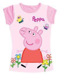 Resultado de imagen para peppa pig camisetas