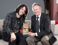 Bob is now living the high life as the star of new film A Street Cat Named Bob