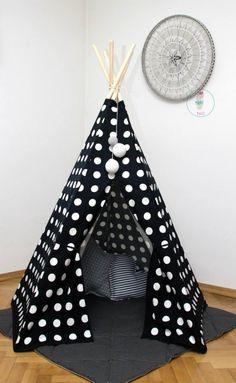 #pacztipi #pacz #teepee #tipi #wigwam #tent #crochet #pillows #stars #clouds #radosnafabryka #handmade Hanging Chair, Furniture, Cotton, Home Decor, Homemade Home Decor, Home Furnishings, Interior Design, Home Interiors, Decoration Home