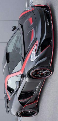 2016 McLaren 650S FAB Design Vayu GTR Coupe $340,000 by Levon