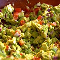 Barefoot Contessa's Guacamole...I love this stuff!!!
