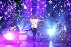Coldplay performs 'A Sky Full of Stars'
