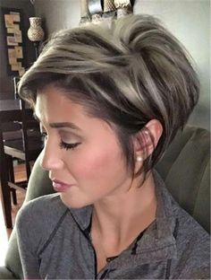 Mess Short Hair Styles For Women;Trendy Hairstyles And Colors Mess Short Hair Styles For Women;Trendy Hairstyles And Colors for short hair Mess Short Hair Styles For Women; Layered Pixie Cut, Pixie Cuts, Styles Courts, Messy Short Hair, Messy Pixie, Edgy Hair, Style Short Hair Pixie, Short Bob Thin Hair, Short Bob With Layers