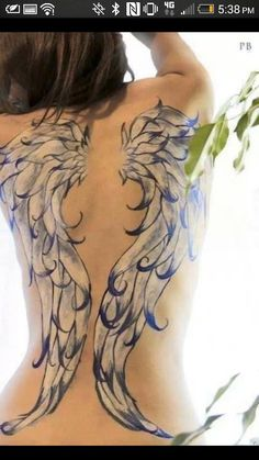 1000 ideas about angle wing tattoos on pinterest tattoos for girls angel wing tattoos and. Black Bedroom Furniture Sets. Home Design Ideas