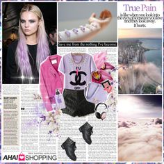 """""""I wanna outrace the speed of pain for another day"""" by aniael ❤ liked on Polyvore"""