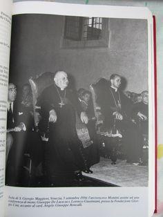 6. Cronologia del'Epicopato de Giovanni Battista Montini a Milano. Twee latere Pausen, Johannes XXIII en Paulus VI, in hun hoedanigheid als Aartsbisschop op dezelfde foto. (02/10/2012)