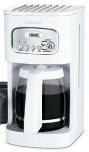 Make better coffee in this classic 12 Cup Programmable Coffeemaker. Accented with stainless steel, great coffee is always waiting for you on your kitchen countertop. Packed with Cuisinart features such as Brew Pause ™ , programmability, and. Hot Coffee, Coffee Cups, Coffee Brewer, Drink Coffee, Espresso Coffee, Coffee Time, Pink Kitchen Appliances, Small Appliances, Charcoal Water Filter