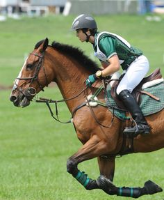 Eventing - Cross Country