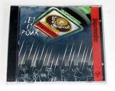 Let It Pour Jager 56 Jagermeister CD 1998 Various Artist