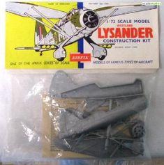 Westland Lysander  Airfix