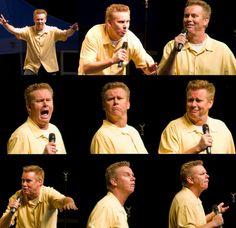 Comedian, Brian Regan, Saturday JUL 19th, 2014 - Topeka Performing Arts Center http://brianregan.com