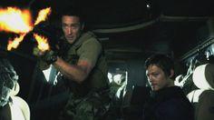 Norman Reedus as Anton Hess on Hawaii Five-O with Alex O'Loughlin