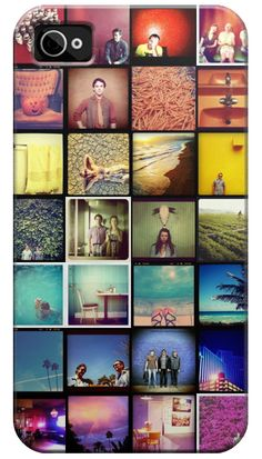 Casetagram - Custom iPhone designed with photos